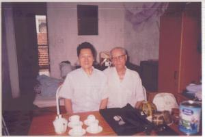 Bác Hữu Ngọc đến thăm Cha (2002)
